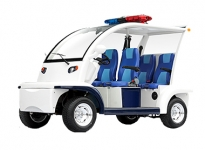 4座警用巡逻车