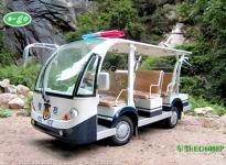 8座警用巡逻车