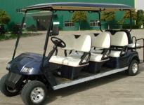 8座高尔夫球车