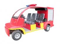 4座消防车