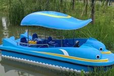 6人海豚电动船